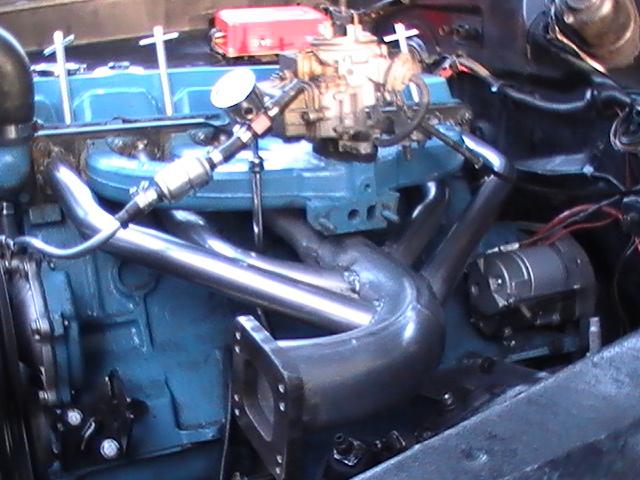 Slant Six Turbo Manifold